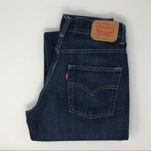 Levi's 550 Relaxed Jeans Size 14 Reg 27/27